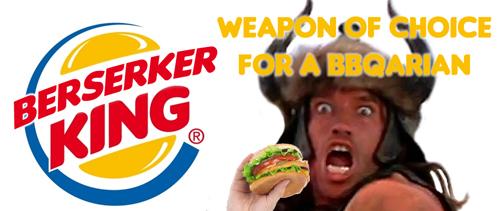 Berserker King