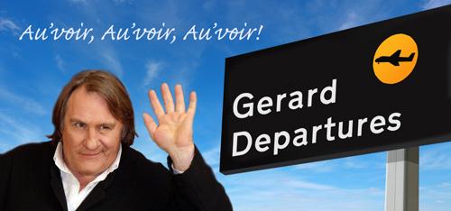 Gerard Departure